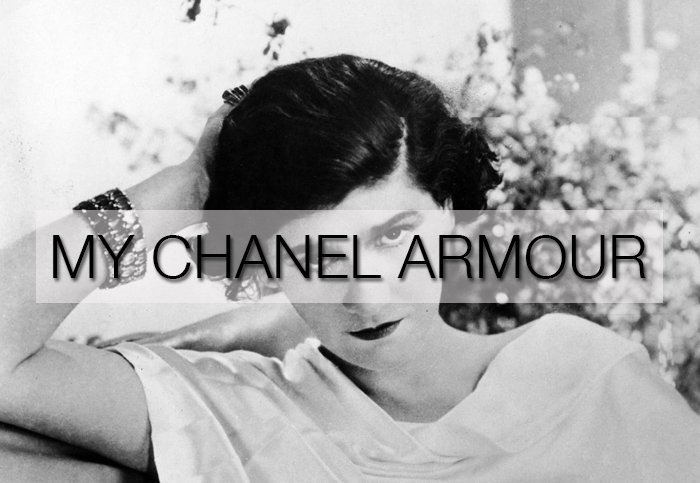 MY CHANEL ARMOUR
