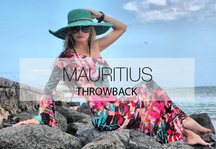 MAURITIUS – THROWBACK